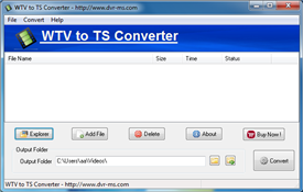 WTV conerter,mpeg,mpeg-2, media center, win 7, recorded tv, hd tv,  tv pack 2008